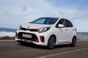 Kia Picanto 2017 Kia Picanto Officially Revealed Gets 1 0t Gdi Turbo