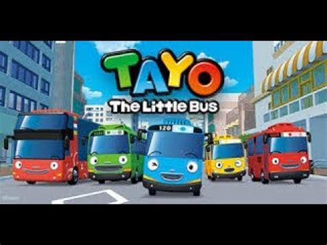 Tayo Kecil tayo tayo bis kecil opening theme song alvin and the