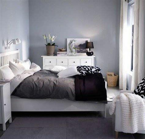 Machen Sie Ein Kleines Schlafzimmer Größer Aussehen by Schlafzimmer Wandfarbe Ideen In 140 Fotos
