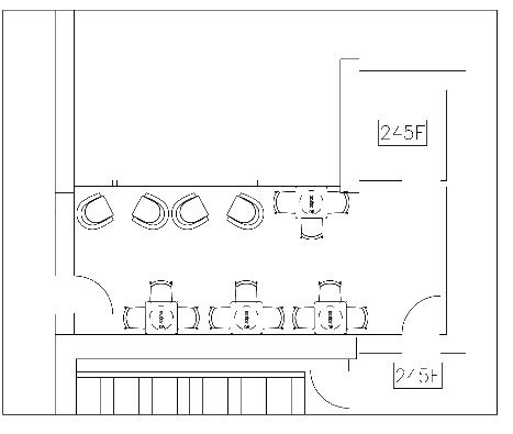 Cafe Floor Plan Maker by Green Library Staff Break Room To Open In February