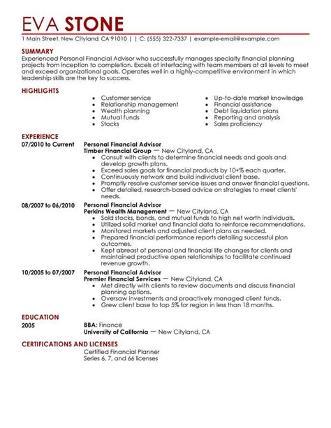 resume elegant finance resume templates mahindra finance resume