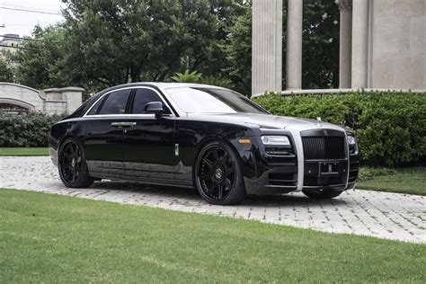 rolls royce mansory rolls royce ghost with a mansory kit rare cars for sale
