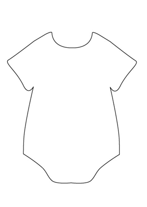 Diy Card Onesie With A Vest Card Template by Baby Onesie Template Car Interior Design