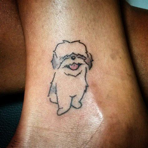 image gallery sheepdog tattoo