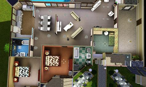 Sims Apartment Play Mod The Sims Crown Plazza Apartment