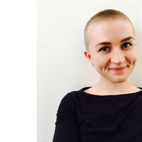 women with buzz cuts and head shave 25 best ideas about shaved heads on pinterest shaved