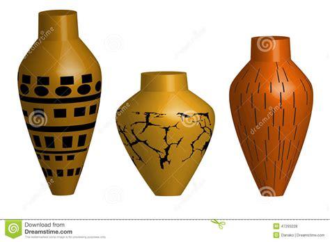 Vase Illustration ceramic vase illustration