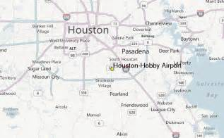 houston hobby airport weather station record historical