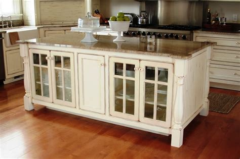 Islands For Kitchen by Custom Kitchen Islands Traditional Kitchen Islands And