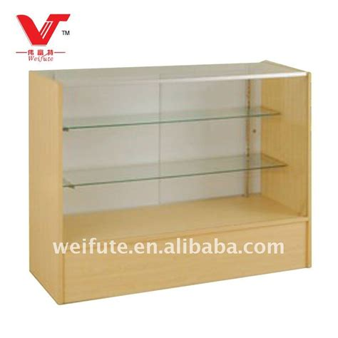 Glass Display Cabinet Sale by Wooden Glass Display Cabinet For Sale Buy Glass Display