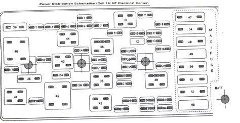 Wrg 6251 C5 Fuse Box Diagram