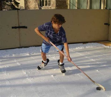 how to make a hockey rink in backyard refrigeration backyard ice rink refrigeration