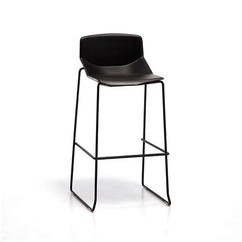 Sedute Per Bar by Sgabello In Metallo Seduta In Poliuretano Per Bar