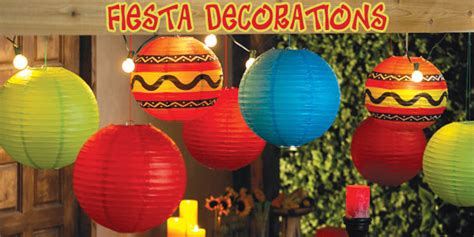 fiesta hanging decorations   fiesta party supplies   Mexican party