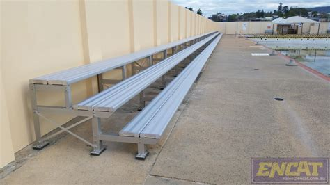 aluminium bench seating aluminium bench seating outdoor seating encat metal
