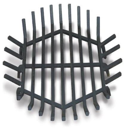 stainless steel fireplace grate stainless steel pit grate transitional