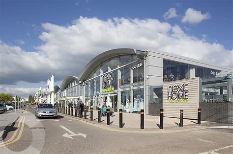 Cribs Causeway by Cushman Wakefield Out Of Town Retail Cribbs