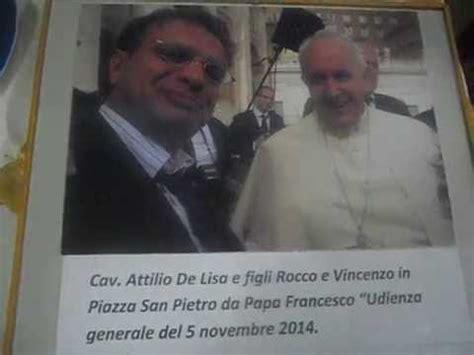 santa sede papa francesco vaticano santa sede papa francesco quot nob cav attilio de
