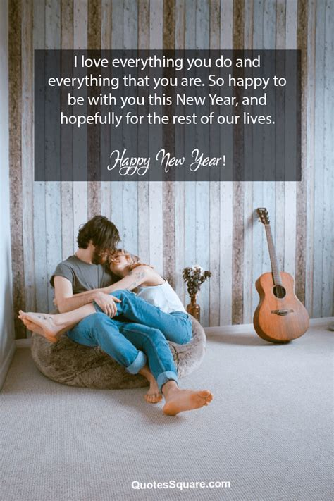 happy  year  wishes  wife  hubby