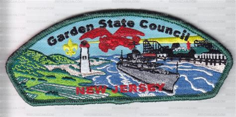 Garden State Council Garden State Council Csp On Patchscan