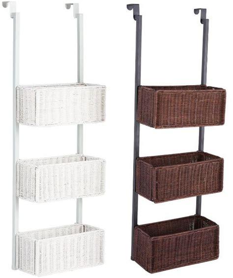 bathroom door hanging storage 25 best ideas about closet door storage on pinterest
