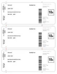 pretend plane ticket template 25 best ideas about ticket template on ticket