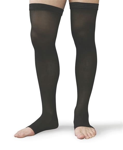 Varicose Thight Closed Toe 9230 Beige Size 1 thigh high compression 30 40 beige black all sizes open or closed toe ebay