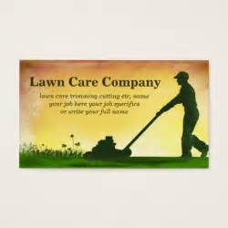 mowing business cards lawn care grass cutting business card zazzle