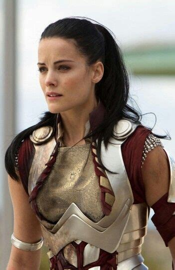 jaimie alexander confirms thor 3 and that s she s 17 best images about sif costume on pinterest armors