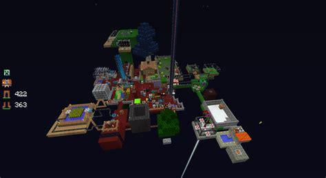 factory sky view sky factory screenshots your creation minecraft
