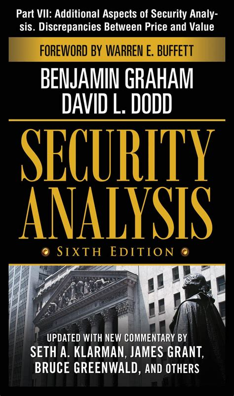 security analysis investment