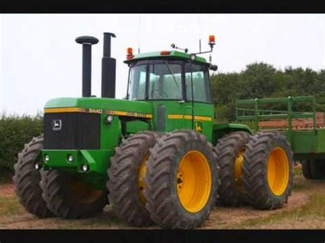 The Green Tractor big green tractor official