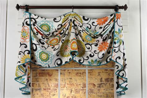 Kitchen Valance Sewing Patterns catherine valance sewing pattern other metro by pate designs