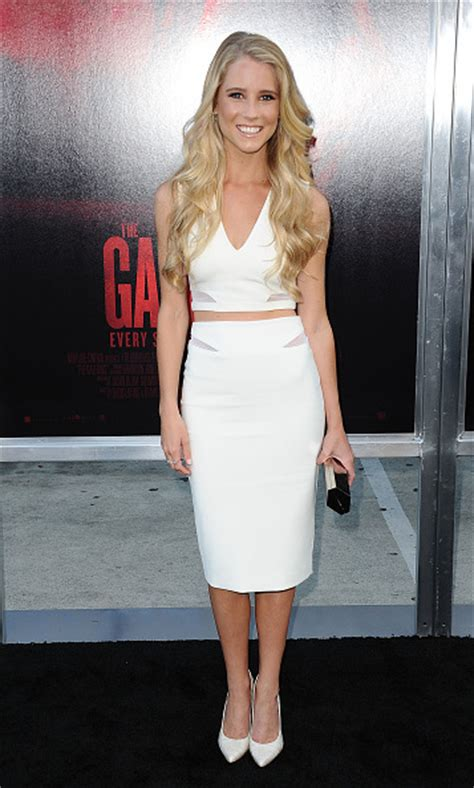 kathie lee gifford daughter hallmark the gallows star cassidy gifford get to know kathie lee