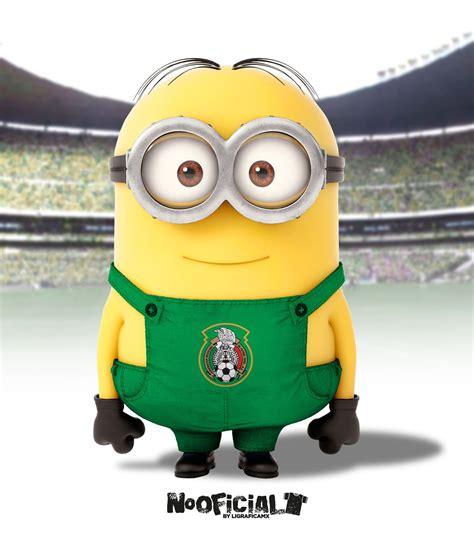 imagenes minions animadas soccer minion nooficial ligraficamx selecci 243 n