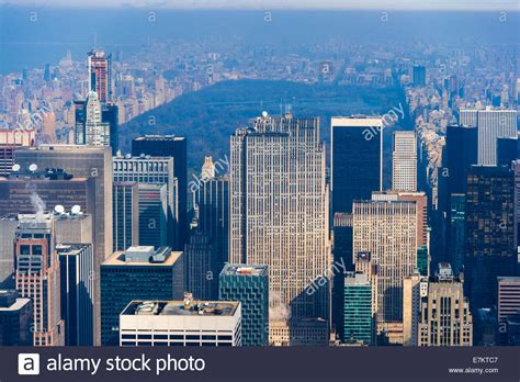 rockefeller center observation deck height us new york city view from the empire state building