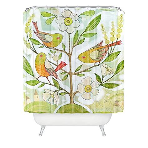 94 Shower Curtain by Deny Designs Cori Dantini Community Tree Shower