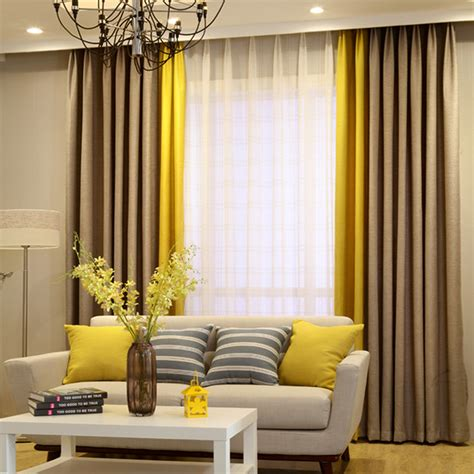 cortina para salas cortinas para sala de estar de jantar e mais confira