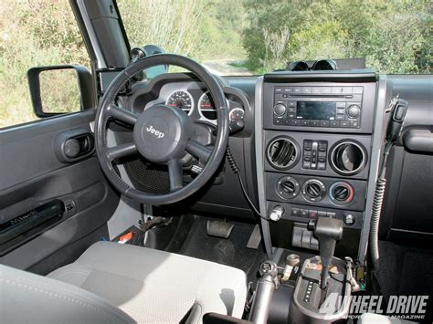 Jeep Jk Interior 2007 Jeep Compass Interior Image 129