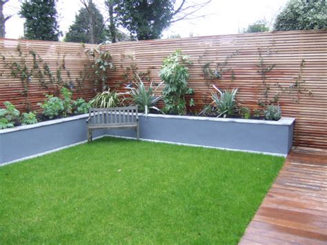 Back Garden Ideas Modern Back Garden Designs