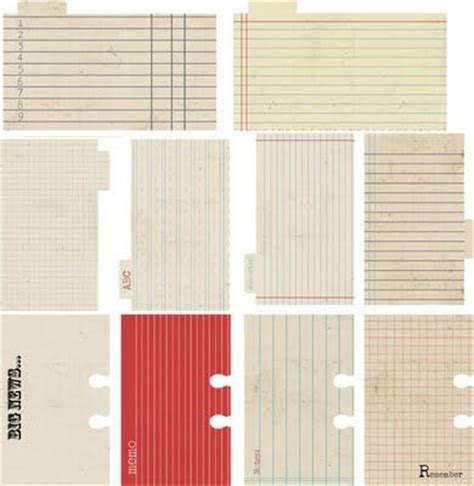 printable rolodex templates 17 best images about rolodex ideas on pinterest recipe