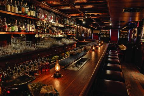 The At The Bar world s 50 best bars dead rabbit in new york clinches top