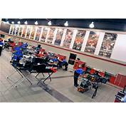 Team Penske  About Us Racing Facility