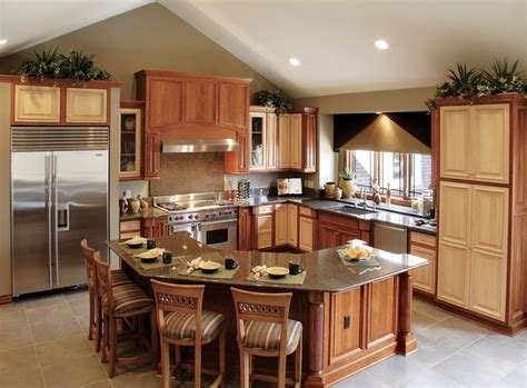 breakfast bar kitchen designs kitchentoday