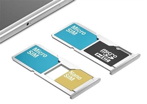 Memory Card Hp Terbaru tentang hybrid sim card slot dan dedicated slot terbaru