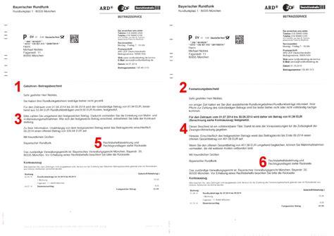 Musterbrief Gez Unter Vorbehalt Zahlen Ard Zdf Dritte Zahlungserinnerung An Die Nickles De Gmbh