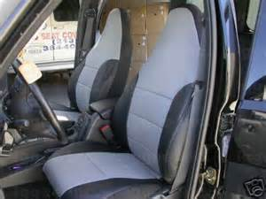 Seat Covers For Jeep Liberty 2004 Jeep Liberty Sport 2002 2010 Iggee S Leather Custom Fit