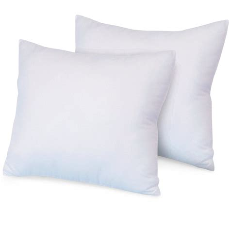 The Pillow by Nature S Rest Luxurious 28 By 28 Inch Square Pillows