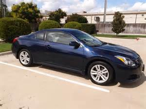 Used 2010 Nissan Altima Coupe 2010 Nissan Altima Coupe Pictures Cargurus