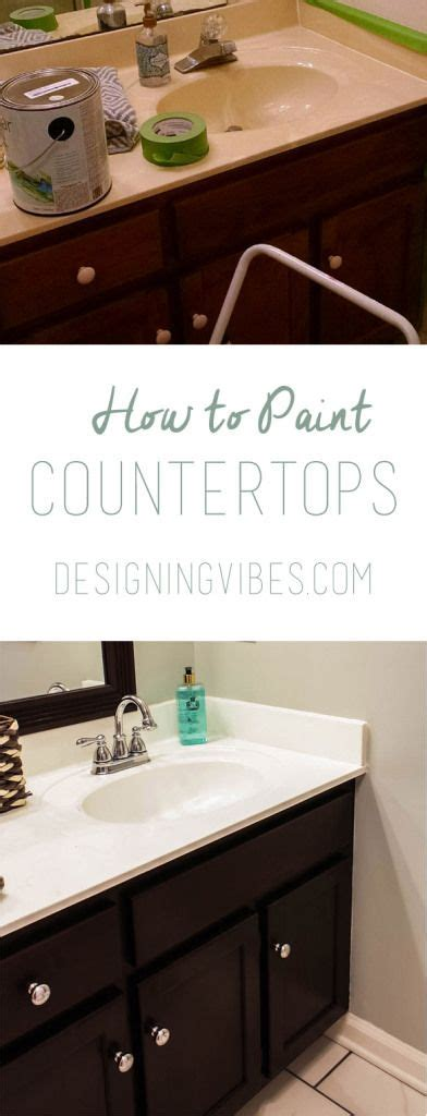 bathroom granite countertop stain how to paint cultured marble countertops diy stains cabinets and tutorials